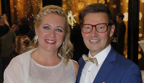 Maarit ja Tapani ovat ylpeitä tyttärestään, Miss Suomi Essi Unkurista.