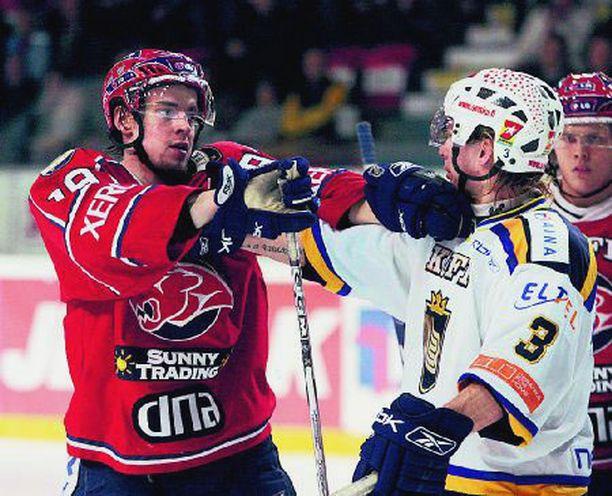 OIVAAN vireeseen päässyt Blues yrittää tänään kauden ensimmäistä voittoaan HIFK:sta.