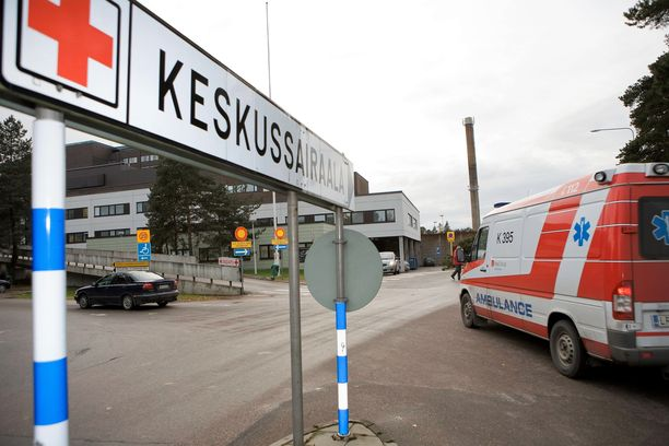 Pojan murtuma havaittiin Kymen keskussairaalan päivystyksessä.