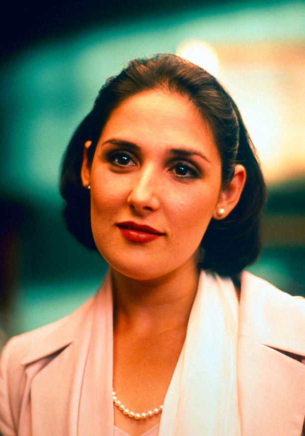 Vuonna 1996 Ricki esiintyi elokuvassa Mrs. Winterbourne.