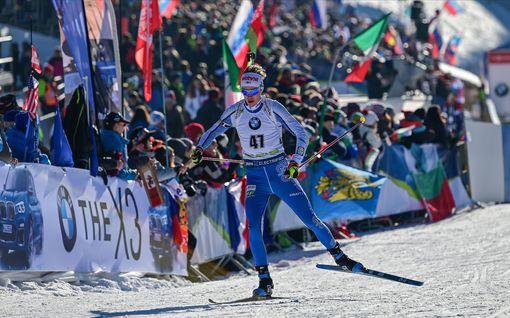 Suomen parisekaviesti kaatui painajaismaiseen ammuntaan – MM-kulta Norjaan