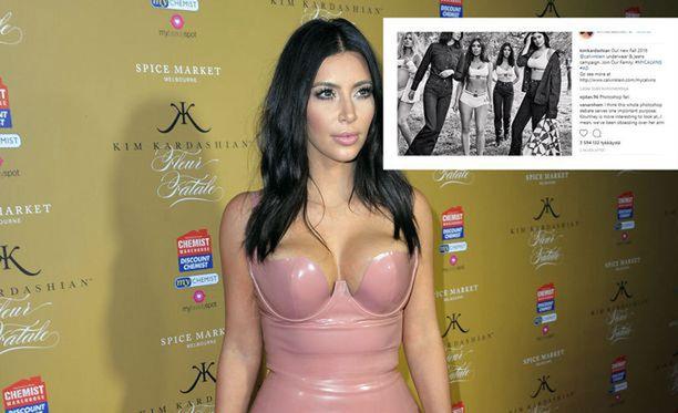 Kardashianin sisarukset tienaavat huimia summia kuvillaan.