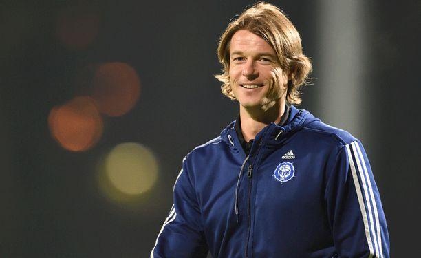 HJK:n päävalmentaja Mika Lehkosuo ei kärsinyt lomallaan vieroitusoireista.