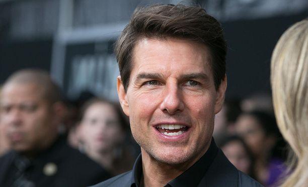 Tom Cruise ei ole kommentoinut syytteitä.