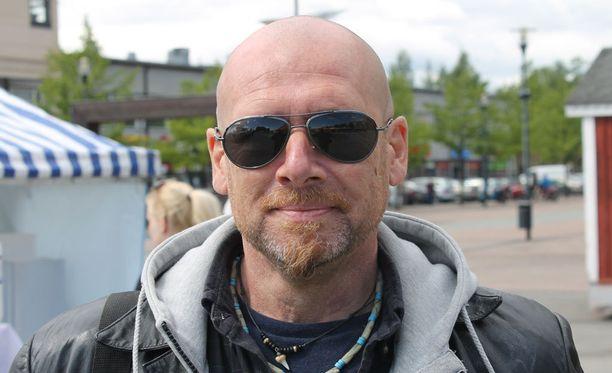Mark Dziadulewicz on juurtunut Joensuuhun.
