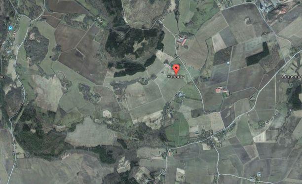 Husaby on pieni kylä Länsi-Göötanmaan läänissä.