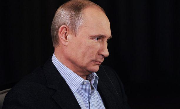 Kokouksen on huhuttu sujuneen kireissä väleissä Ukrainan kriisin takia.