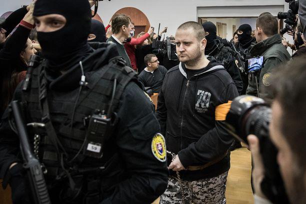 Miroslav Marcek ampui slovakialaistoimittajan ja hänen kihlattunsa kaksi vuotta sitten.
