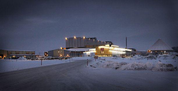 Kevitsan kaivos sijaitsee Sodankylässä. Kaivos siirtyi ruotsalaisen Boliden-konsernin omistukseen kesäkuussa 2016. Kaivos tuottaa malmirikastetta, joka sisältää kuparia, nikkeliä, platinaa ja palladiumia.