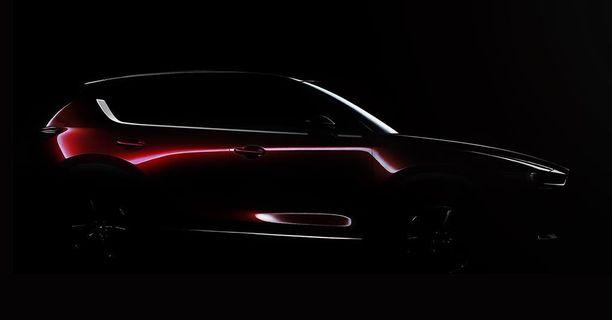 Uutta hienostunutta muotoa on luvassa Mazdalta.