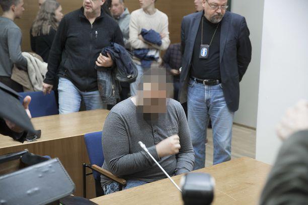 Taposta syytetty 24-vuotias mies todettiin mielentilatutkimuksessa syyntakeettomaksi.