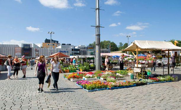 Pohjois-Savon keskuskaupunki on Kuopio.