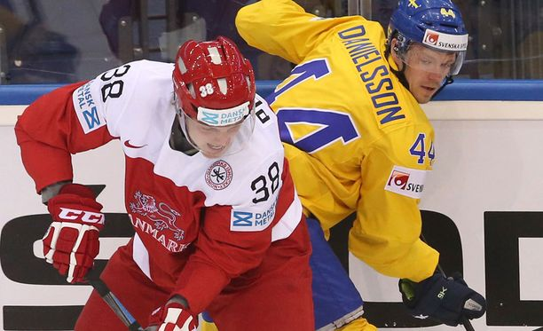 Pelicansin tuore värväys Morten H. Poulsen on Tanskan maajoukkumies.