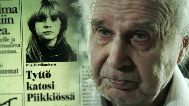 Heikki-isältä loppui usko tyttären kotiinpaluuseen aika nopeasti. -Kyllä hän olisi takaisin tullut, jos olisi päässyt. Läksin siitä, että Piia on kuollut.