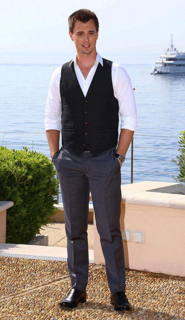 Darin Brooks nähtiin ensimmäisen kerran Wyatt Fullerin roolissa kesällä 2013.