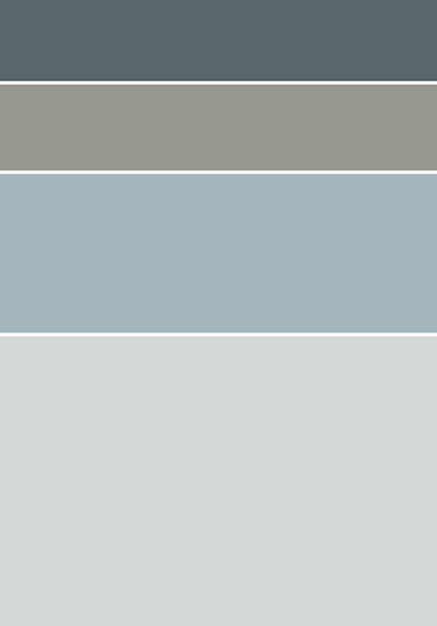 Maaliliikeissä olevia värikortteja kannatta hyödyntää, jos värien yhdistäminen mietityttää. Niissä on esimerkkejä toisiinsa hyvin sopivista sävyistä.