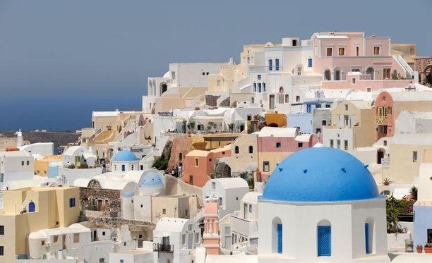 Turismi on yksi harvoista toimialoista, joka tuottaa kreikkalaiselle taloudelle tällä hetkellä rahaa.