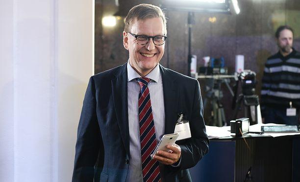 Atte Jääskeläinen nimitettiin Lappeenrannan teknillisen yliopiston Professor of Practiceksi.