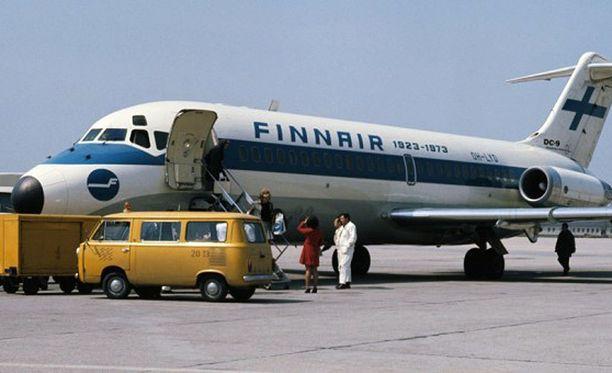 Tumppiysi halutaan takaisin Suomeen, Ilmailumuseo tiedottaa.
