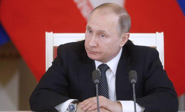 Vladimir Putinille osoitettu kirje päätyi Trelleborgissa asuvalle ruotsalaismiehelle.