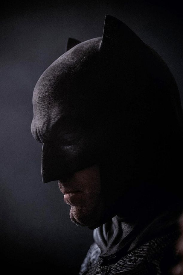 Uusimpana Batman-puvun veti päälleen Oscar-voittaja Ben Affleck