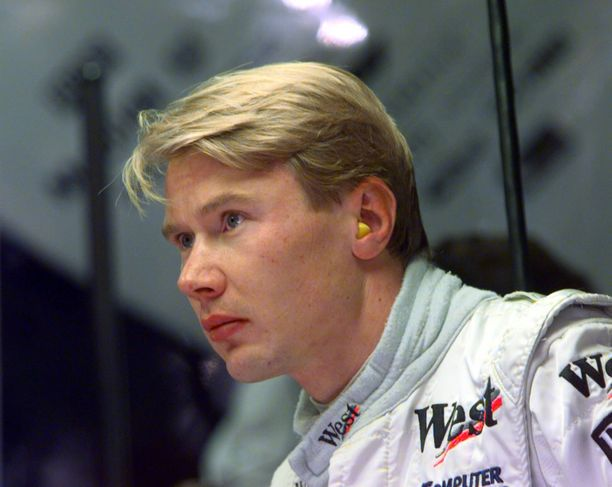Mika Häkkinen oli jahdannut ensivoittoaan pitkään ennen kuin Jerezissä lopulta tärppäsi.