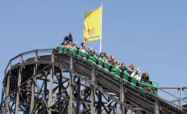 Linnanmäen huvipuiston omistaa superhyödylliseksi luokiteltu Lasten Päivän Säätiö.