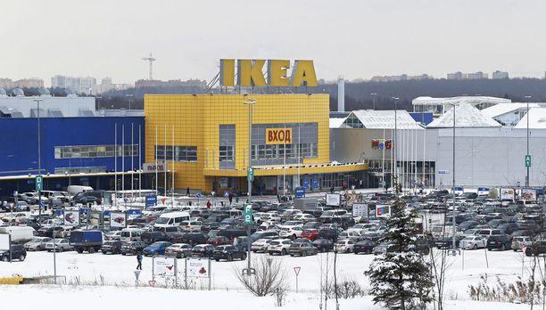Ikea on lyönyt voimalla läpi Venäjällä.
