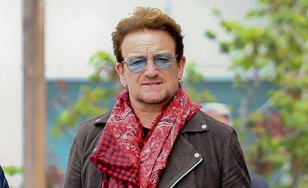 U2-laulaja on todistanut lähietäisyydeltä jo kahta terrori-iskua.