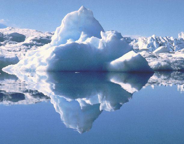 Jäätikön Sulaminen