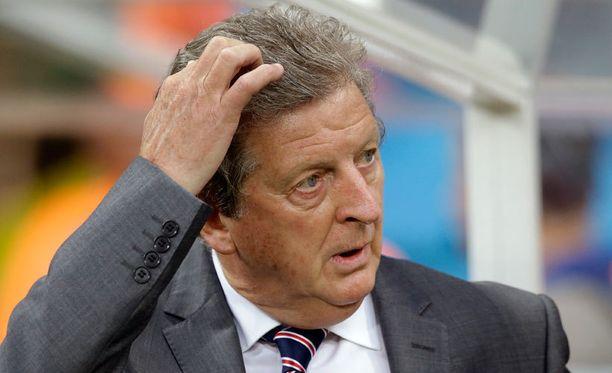 Roy Hodgson oli tyytyväinen omiensa otteisiin.