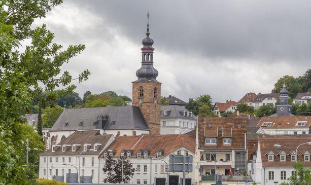 Julma henkirikos tehtiin Saarbrückenin kaupungissa.