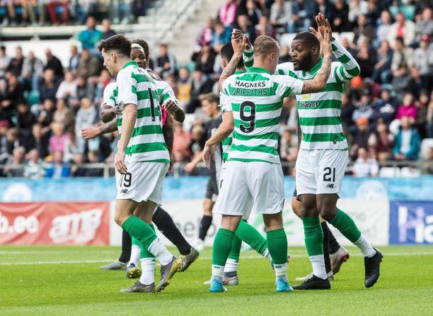 Celtic eteni jatkoon Mestarien liigan karsintojen edellisellä kierroksella kukistamalla tallinnalaisen Nõmme Kaljun. Nyt vastaan asettuu romanialainen CFR Cluj.