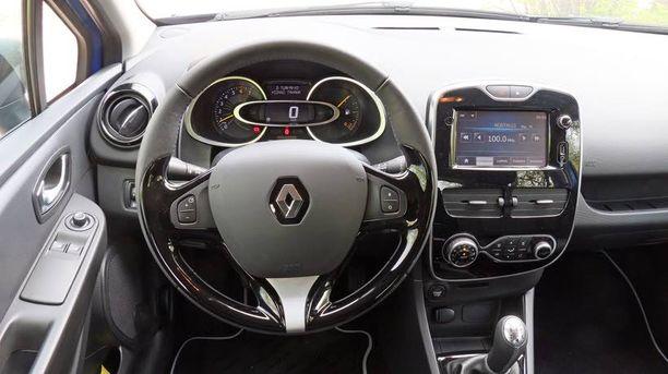 Ohjaamon yleiskieli Renaultissa on tämä.
