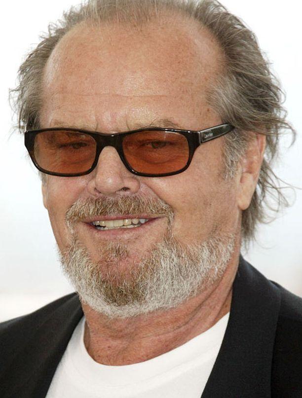 Jack Nicholson oli turhan tuttu kuvavalinta.