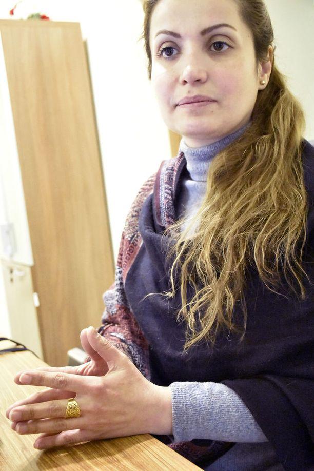 Vivian Alaa kertoi järkyttävän tarinansa Iltalehdelle. Hän on suunnitellut pakenevansa ex-miestään Irakista, mutta ei uskalla läheä yksin.