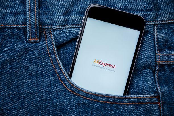 Verkkokauppa Aliexpressin nettisivuilla on tietoa yrityksen vastuullisuudesta vain niukasti.