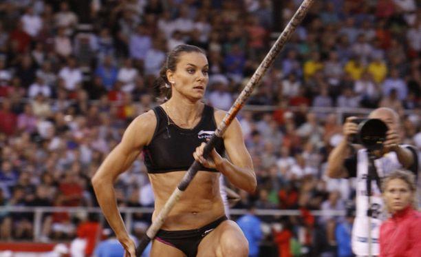 Mikäli Jelena Isinbajeva hyppää Riossa, on hän vahva kultamitalisuosikki.