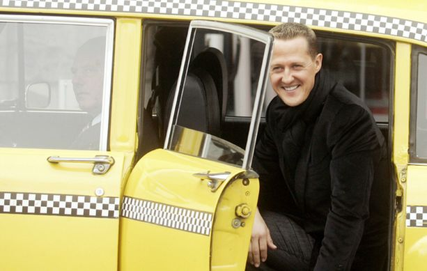 Michael Schumacherin elämästä suunnitellaan elokuvaa.