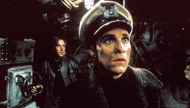 U-571 Sukellusvene-elokuvassa metsästetään koodauslaitetta.