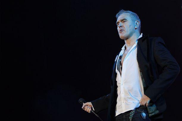 Morrissey on pitkän linjan muusikko.