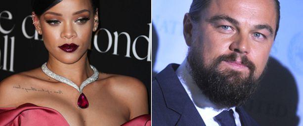Villien huhujen mukaan Rihannalla ja DiCapriolla olisi sutinaa.