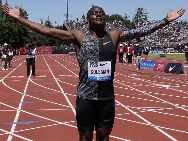 Pääseekö Coleman juhlimaan MM-areenalle?