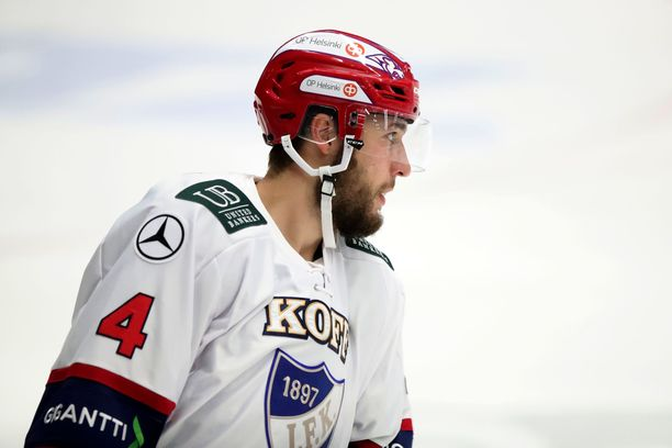 Miro Karjalainen joutuu huilaamaan viisi ottelua.