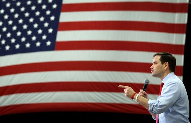 Presidenttikisasta on tulossa Marco Rubiolle painajainen. Hänen on pakko voittaa Floridassa, eikä sekään välttämättä riitä pelastamaan häntä.