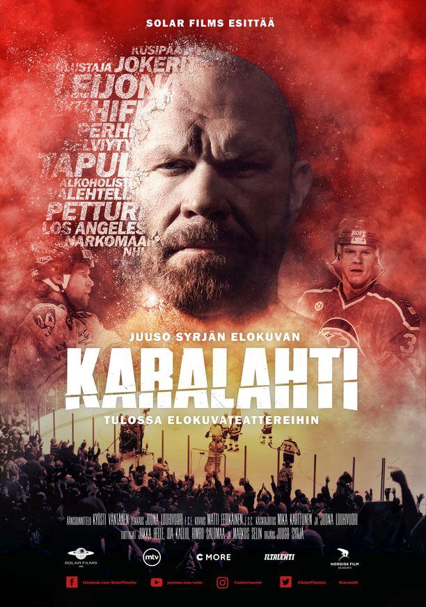 Jere Karalahti kertoo tulevassa elokuvassa asioita, joista on aikaisemmin vaiennut.
