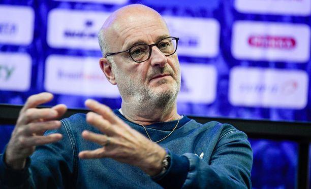 Henrik Dettmann ärähti Euroliigalle.