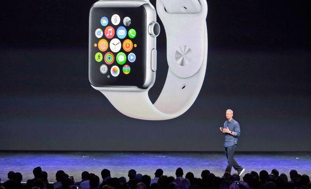 Syyskuun tilaisuudessa Apple julkisti kokonaan uuden älykellon. Tältä päivältä odotetaan kuitenkin vain päivitettyjä tuotemalleja.