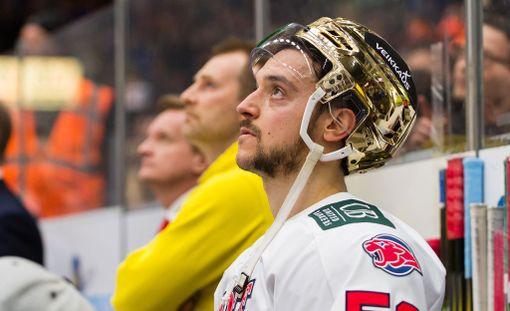 Juhamatti Aaltonen nousee takaisin HIFK:n kokoonpanoon.