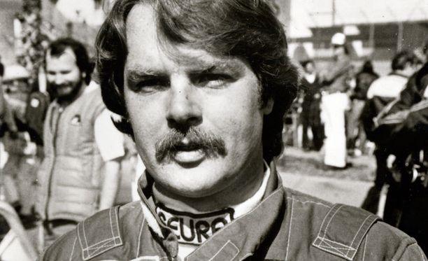 Keke Rosberg vuonna 1981.